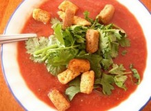 weight watchers gazpacho soup recipe