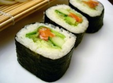 weight watchers sushi recipe