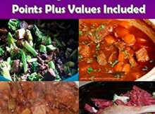 27 Beef Recipes Slow Cooker with Weight Watchers Points Plus Values Included