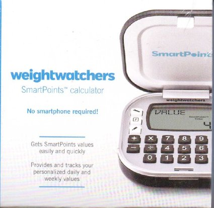 Weight Watchers 2016 SMART Points Calculator