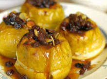 Weight Watchers baked apples recipe