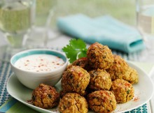 Weight Watchers Falafel recipe