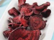 Weight Watchers Beet Chips recipe