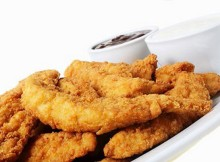 Weight Watchers Crispy Chicken Strips recipe