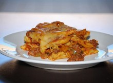 weight watchers ground beef pasta sauce recipe