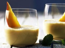 Weight Watchers Mango Banana Drink recipe