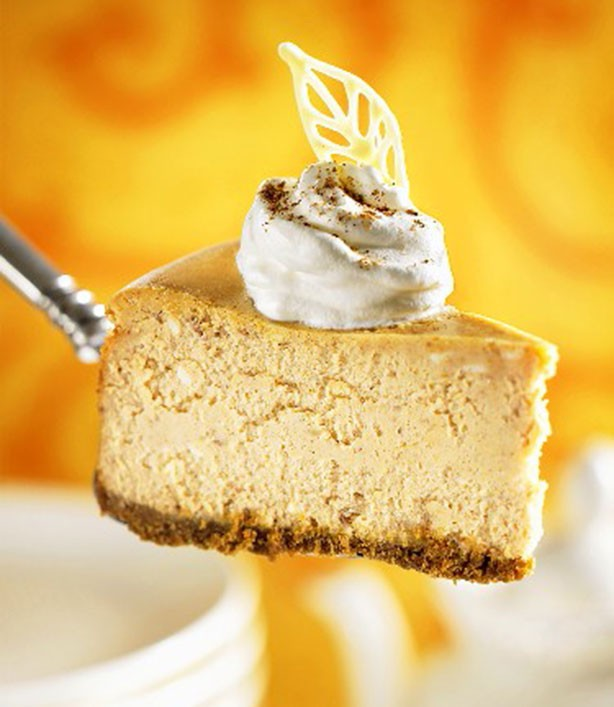 Weight Watchers Pumpkin Cheesecake recipe