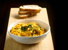 Weight Watchers pumpkin hummus recipe
