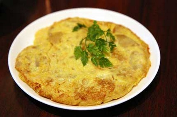 weight watchers spanish omelet recipe