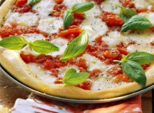 Weight Watchers pizza Margherita recipe