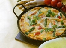 weight watchers asparagus and potato frittata recipe