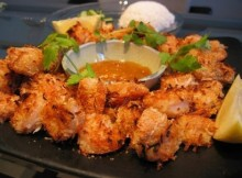 weight watchers baked coconut shrimp recipe