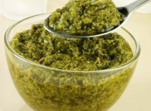 weight watchers basil pesto recipe