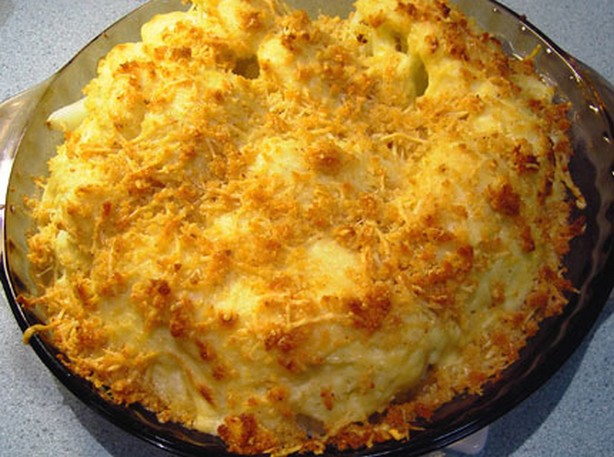 Weight Watchers cauliflower casserole recipe