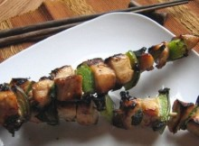 weight watchers chicken yakitori kebabs recipe
