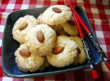 weight watchers chinese almond cookies recipe