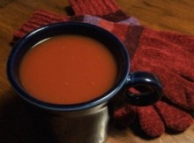 weight watchers christmas welcome soup recipe