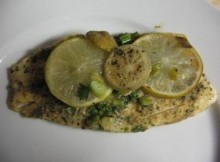 weight watchers cilantro lime fish recipe