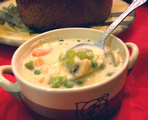 WeightWatchers Creamy Vegetable Chowder Recipe – Weight ...