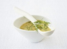 Weight Watchers Dill and Mustard Sauce recipe