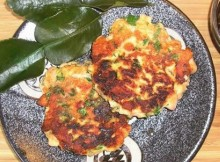 weight watchers fresh salmon and lime cakes recipe