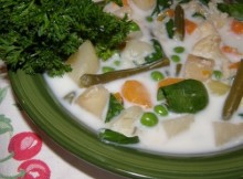 weight watchers kesakeitto finnish summer vegetable soup recipe