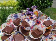 weight watchers lavender fudge recipe