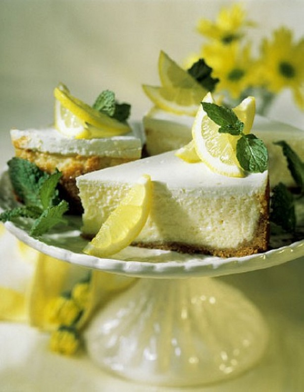 weight watchers lemon cheesecake recipe