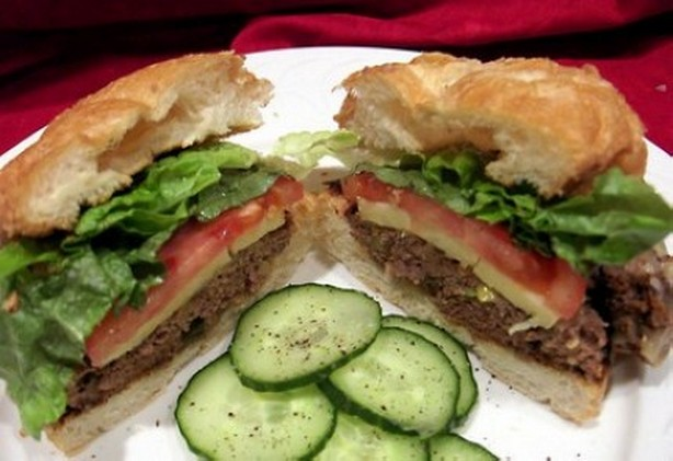 weight watchers low fat hamburgers recipe