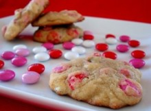 weight watchers m&m cookies recipe