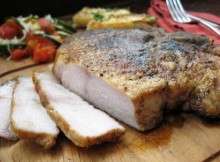 weight watchers moist pork chops recipe