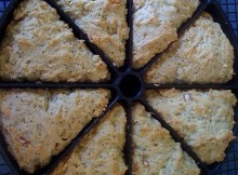 weight watchers oatmeal scones recipe