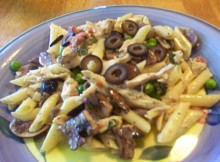 weight watchers penne with chicken recipe