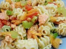 weight watchers salmon pasta salad recipe