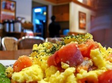 weight watchers scrambled eggs with smoked salmon recipe