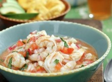 weight watchers shrimp ceviche recipe