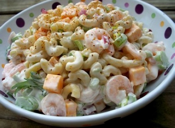 Shrimp Macaroni Best Shrimp 2018