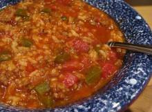 weight watchers stuffed pepper soup recipe