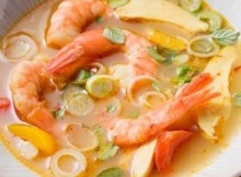 weight watchers thai prawn soup recipe
