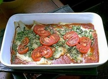 weight watchers tomato and basil baked fish recipe