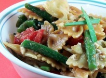 weight watchers tomato garden pasta salad recipe