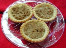 weight watchers tourtiere tarts recipe