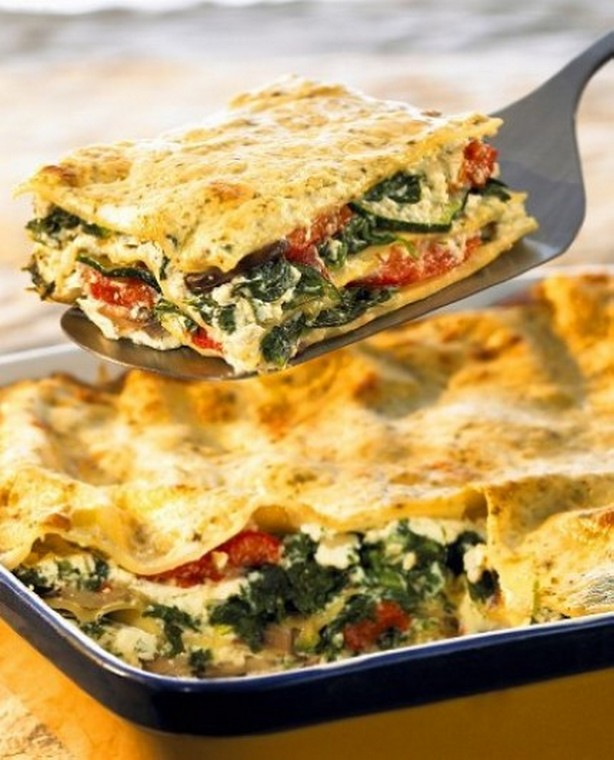 weight watchers vegetarian lasagna recipe