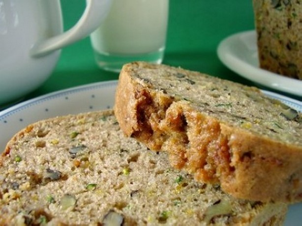 weight watchers zucchini bread recipe