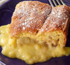 Weight Watchers Double Banana Pudding Cake Recipe