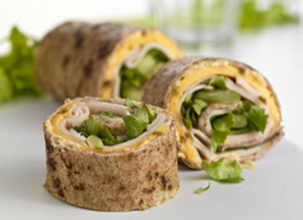 Weight Watchers Chipotle Chicken Wraps Recipe