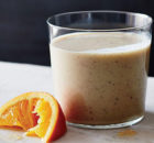 Weight Watchers Citrusy Banana-Oat Smoothie Recipe
