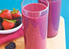 Weight Watchers Ginger, Berry and Oats Smoothie Recipe