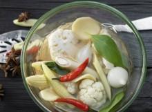 Weight Watchers Pickled Cauliflower recipe