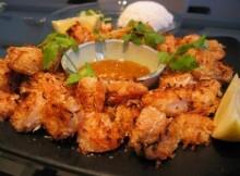 weight watchers baked coconut shrimp recipe